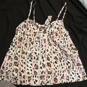 NWOT Victoria secret pajama top